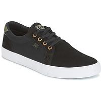 Παπούτσια Άνδρας Χαμηλά Sneakers DC Shoes COUNCIL SD Black / Kaki