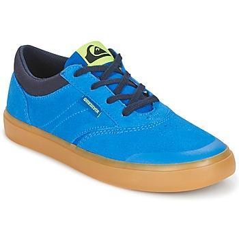 Παπούτσια Παιδί Ψηλά Sneakers Quiksilver BURC YOUTH B SHOE XBCB Μπλέ / Brown