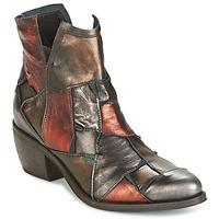 Παπούτσια Γυναίκα Μπότες Dkode JOELLE-MULTICOLORE-029 Brown