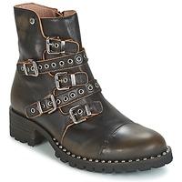 Παπούτσια Γυναίκα Μπότες Dkode UMBRIA-BLACK-001 Black
