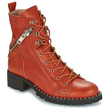 Μπότες Dkode UDELE-OCRE-008