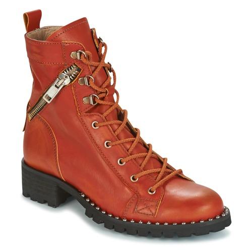 Παπούτσια Γυναίκα Μπότες Dkode UDELE-OCRE-008 Ocre