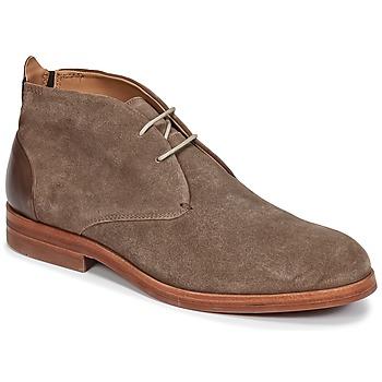 Παπούτσια Άνδρας Μπότες Hudson MATTEO Taupe