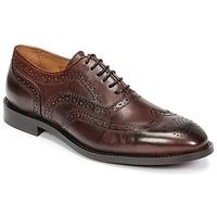 Παπούτσια Άνδρας Derby Hudson HEYFORD Brown