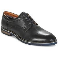Παπούτσια Άνδρας Derby Salamander VASCO-AW Black