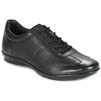 Παπούτσια Άνδρας Χαμηλά Sneakers Geox UOMO SYMBOL Black