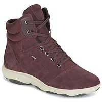 Παπούτσια Γυναίκα Ψηλά Sneakers Geox D NEBULA 4 X 4 B ABX BORDEAUX