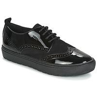 Παπούτσια Γυναίκα Derby Geox D BREEDA Black