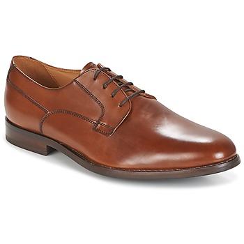 Παπούτσια Άνδρας Derby Geox U HAMPSTEAD Brown