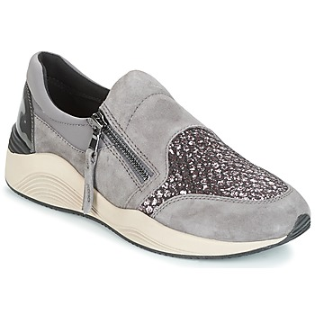 Παπούτσια Γυναίκα Χαμηλά Sneakers Geox D OMAYA Grey