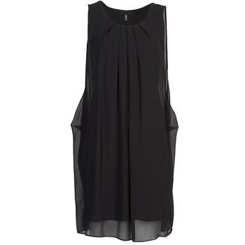 Υφασμάτινα Γυναίκα Κοντά Φορέματα Naf Naf KLOLA Black