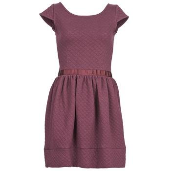 Υφασμάτινα Γυναίκα Κοντά Φορέματα Naf Naf OHORTENSE Violet