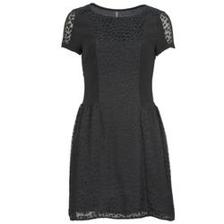 Υφασμάτινα Γυναίκα Κοντά Φορέματα Naf Naf KEUR Black