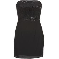 Υφασμάτινα Γυναίκα Κοντά Φορέματα Naf Naf LYCHA Black