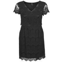 Υφασμάτινα Γυναίκα Κοντά Φορέματα Naf Naf LYJO Black