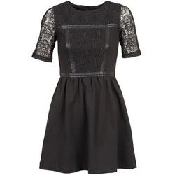 Υφασμάτινα Γυναίκα Κοντά Φορέματα Naf Naf OBISE Black