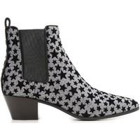 Παπούτσια Γυναίκα Μποτίνια Saint Laurent 443095 GRQ00 8135 Antracite
