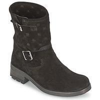 Παπούτσια Γυναίκα Μπότες Naf Naf XHNX70A18 Black