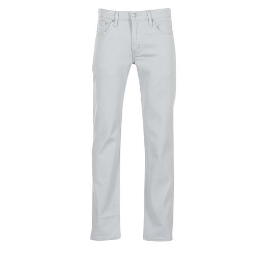 Υφασμάτινα Άνδρας Skinny Τζιν  Levi's 511 SLIM FIT Grey