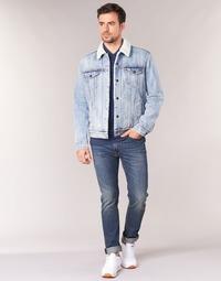 Υφασμάτινα Άνδρας Skinny jeans Levi's 510 SKINNY FIT Madison / Square