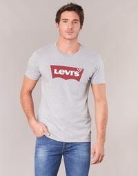 Υφασμάτινα Άνδρας T-shirt με κοντά μανίκια Levi's GRAPHIC SET-IN Grey