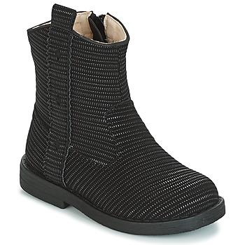 Παπούτσια Κορίτσι Μπότες για την πόλη Mod'8 ZOULIA Black