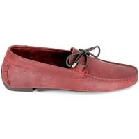 Παπούτσια Άνδρας Μοκασσίνια TBS Bagnoli Bordeaux Red