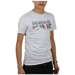 Υφασμάτινα Παιδί T-shirt με κοντά μανίκια Napapijri