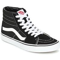 Παπούτσια Ψηλά Sneakers Vans SK8 HI Black / Άσπρο