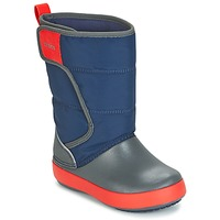 Παπούτσια Παιδί Snow boots Crocs LODGEPOINT SNOW BOOT K MARINE