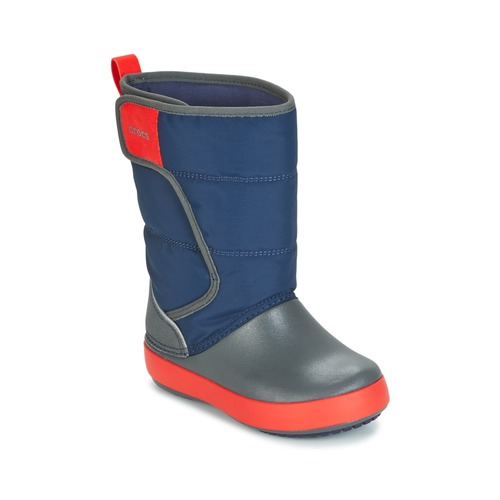 Παπούτσια Παιδί Snow boots Crocs LODGEPOINT SNOW BOOT K MARINE