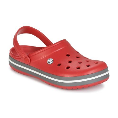 Crocs CROCBAND Red - Δωρεάν Αποστολή στο Spartoo.gr ! - Παπούτσια ... 54c98666c2c