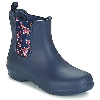 Παπούτσια Γυναίκα Μπότες Crocs CROCS FREESAIL CHELSEA MARINE