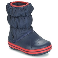 Παπούτσια Αγόρι Snow boots Crocs WINTER PUFF BOOT KIDS Marine