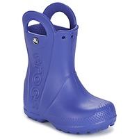 Παπούτσια Παιδί Μπότες βροχής Crocs HANDLE IT RAIN BOOT Μπλέ