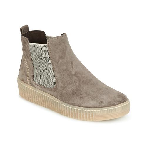 Παπούτσια Γυναίκα Μπότες Gabor VOULU Grey