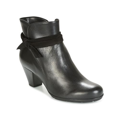 Παπούτσια Γυναίκα Μποτίνια Gabor KAPITI Black