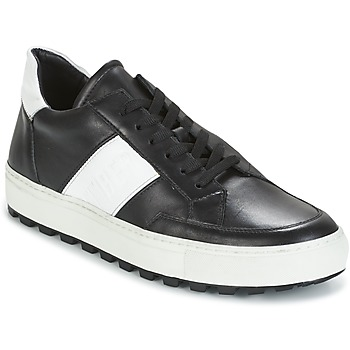 Xαμηλά Sneakers Bikkembergs TRACK-ER 966 LEATHER