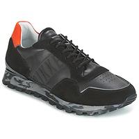 Παπούτσια Άνδρας Χαμηλά Sneakers Bikkembergs FEND-ER 946 Black / Orange