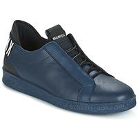 Παπούτσια Άνδρας Χαμηλά Sneakers Bikkembergs BEST 873 Μπλέ