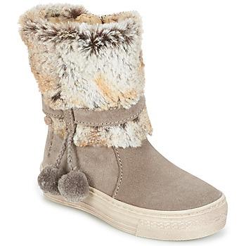 Παπούτσια Κορίτσι Μπότες Primigi PSA 8164 Grey / Ροζ