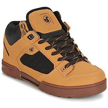 Παπούτσια Άνδρας Ψηλά Sneakers DVS MILITIA BOOT Brown