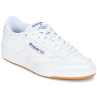 Παπούτσια Χαμηλά Sneakers Reebok Classic CLUB C 85 Άσπρο