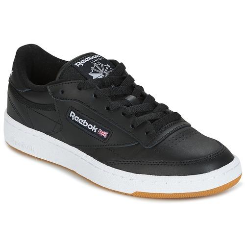 Παπούτσια Χαμηλά Sneakers Reebok Classic CLUB C 85 C Black