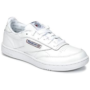 Παπούτσια Παιδί Χαμηλά Sneakers Reebok Classic CLUB C Άσπρο
