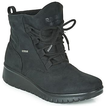 Παπούτσια Γυναίκα Μπότες Romika VARESE N08 Black