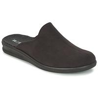 Παπούτσια Άνδρας Παντόφλες Romika PRASIDENT 445 Black