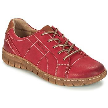 Παπούτσια Γυναίκα Derby Josef Seibel STEFFI 41 Red
