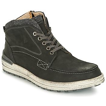 Παπούτσια Άνδρας Μπότες Josef Seibel EMIL 12 Black