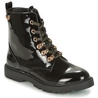 Παπούτσια Γυναίκα Μπότες Kaporal SANGOAN Black